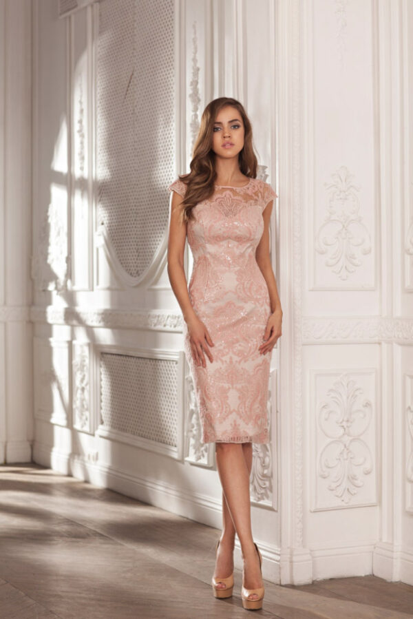 Elena Kondratova. Вечернее платье Adel