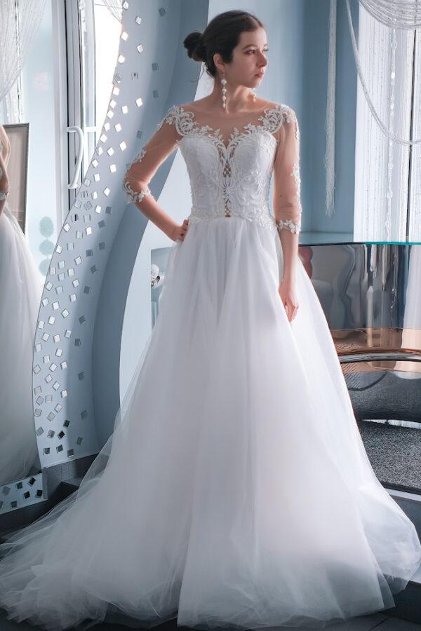 White Story. Свадебное платье 19002