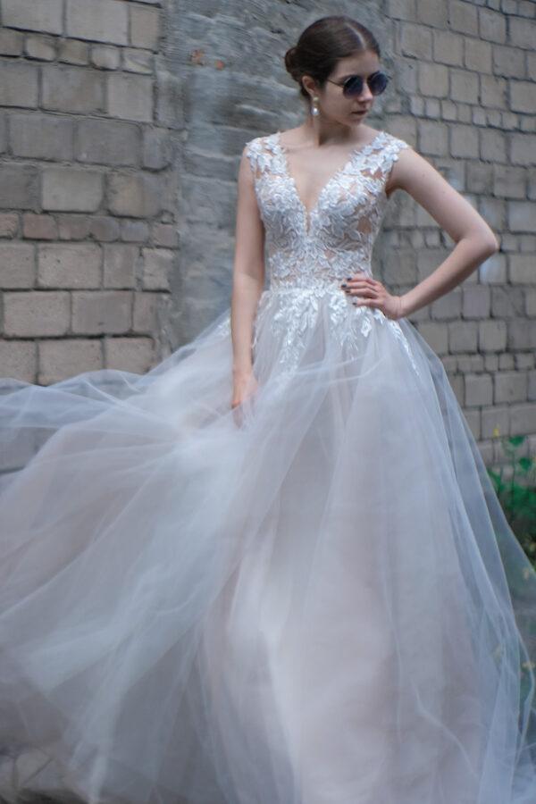 White Story. Свадебное платье 19026