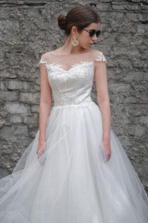White Story. Свадебное платье 19025