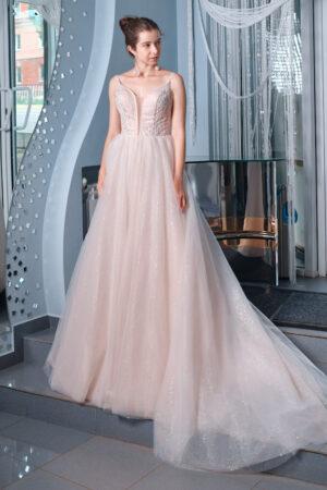 White Story. Свадебное вечернее платье Влада