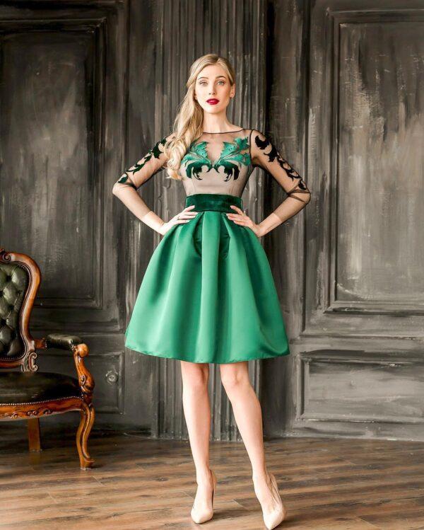 Elena Kondratova. Вечернее платье Nika