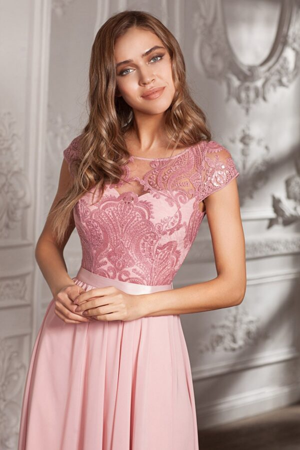 Elena Kondratova. Вечернее платье Iren