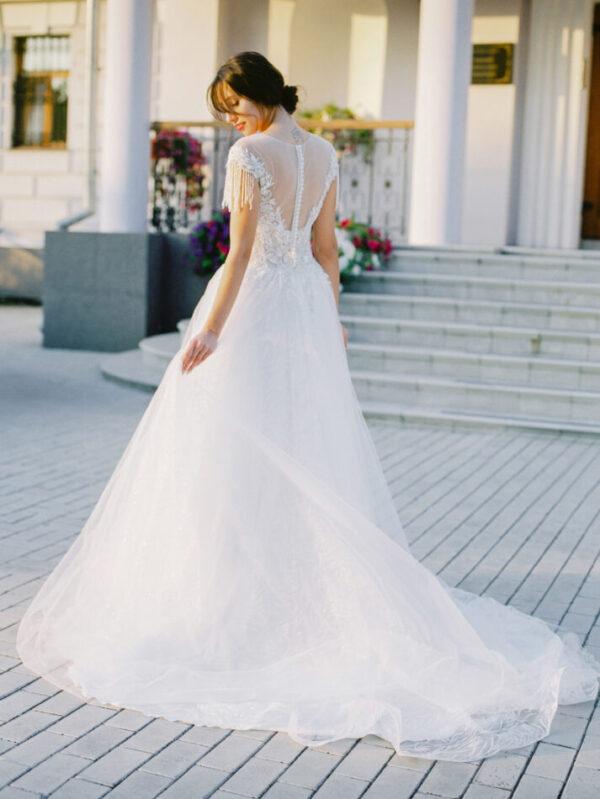 Queen. Свадебное платье 22