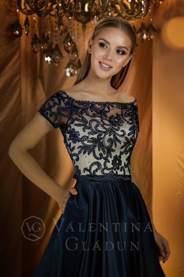 Valentina Gladun. Вечернее платье Cortni