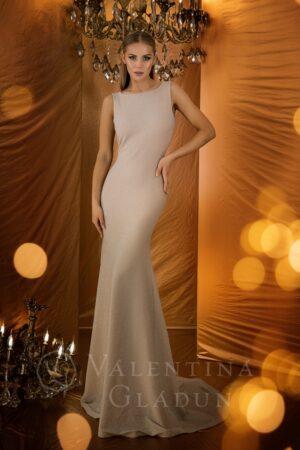 Valentina Gladun. Вечернее платье Galler