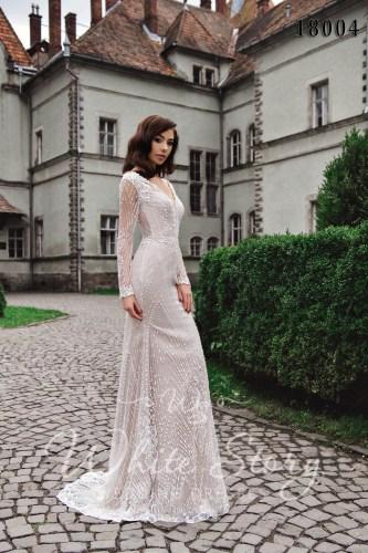 White Story. Свадебное платье 18004