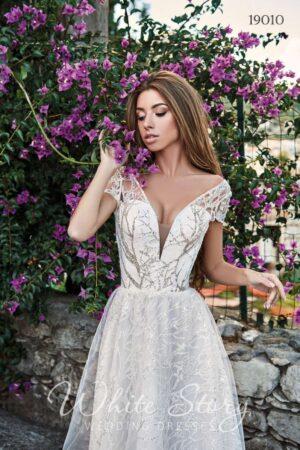 White Story. Свадебное платье 19010