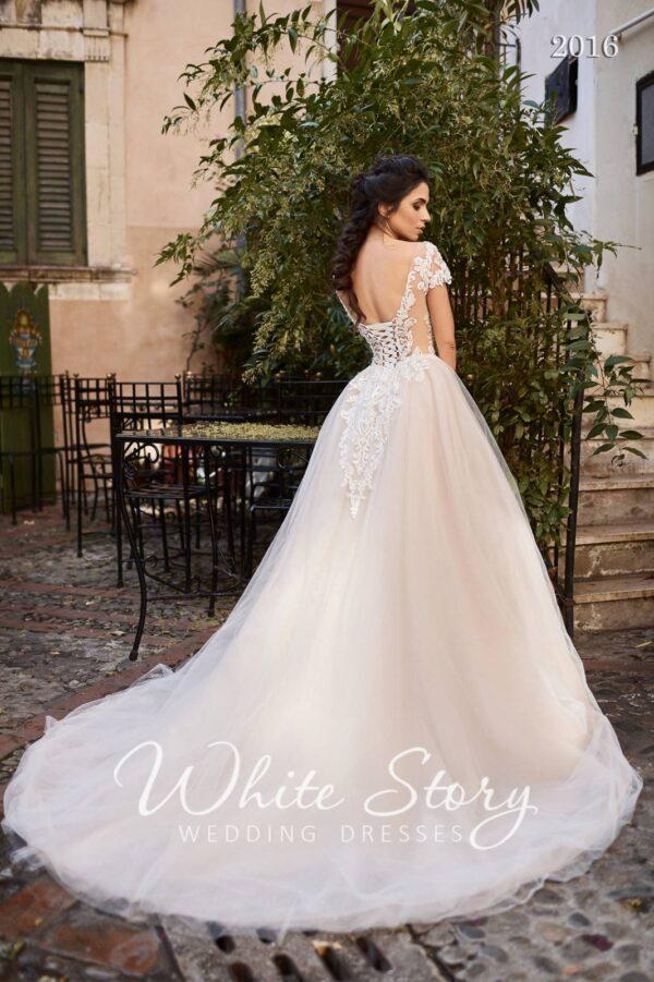 White Story. Свадебное платье 2016