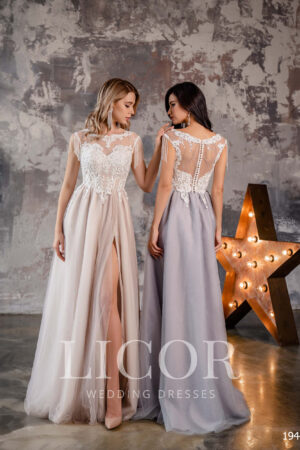Licor. Вечернее платье 1944