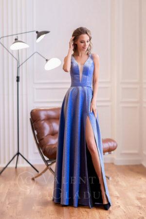 Valentina Gladun. Вечернее платье Ocean