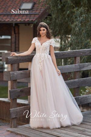 White Story. Свадебное платье Sabina