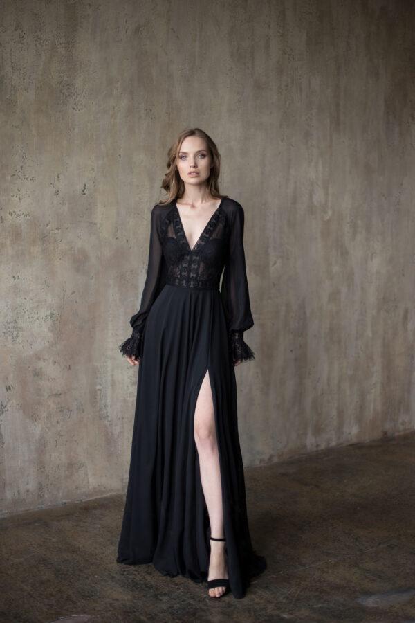Valentina Gladun. Вечернее платье Federika