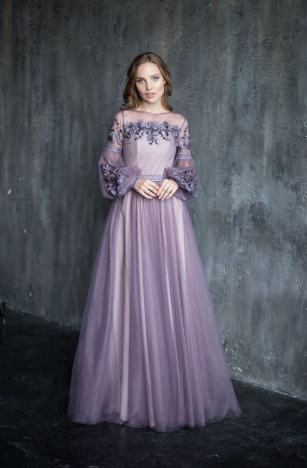 Valentina Gladun. Вечернее платье Vivene
