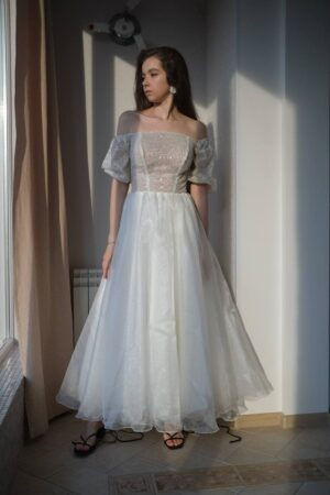 Kira Nova. Свадебное платье Greys