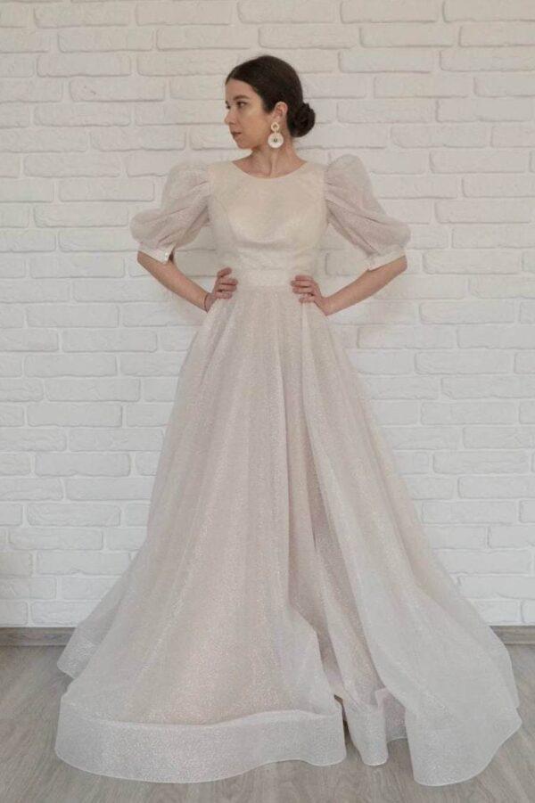 Kira Nova. Свадебное платье Julia