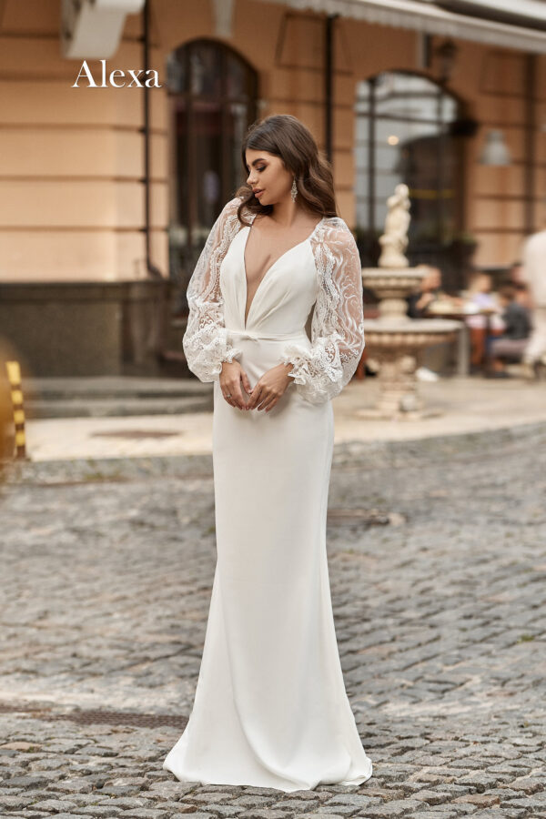 White Story. Свадебное платье Alexa