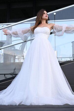 Kira Nova. Свадебное платье Carolina