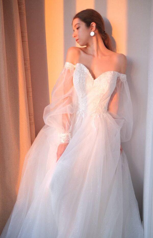 Kira Nova. Свадебное платье Monica