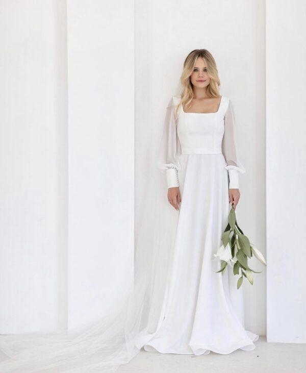 Valentina Gladun. Свадебное платье Milla