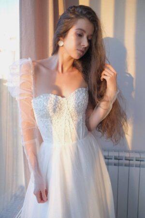Valentina Gladun. Свадебное платье Pandora